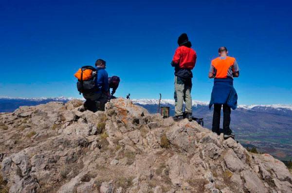 Vacances à la montagne en solo