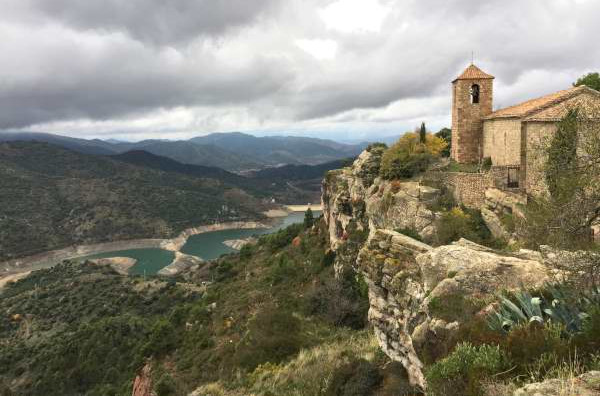 Siurana   Randonnées dans le Priorat Montsant