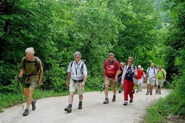 Trekkings pour des seniors actifs
